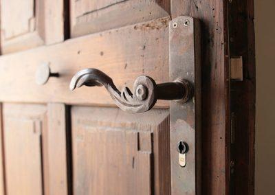 Schreinerei Hundhammer Objektdesign Haus Mindelheim  Historische Haustür modernisiert